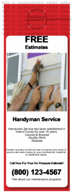 Handyman Red