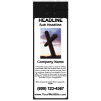 Church Door Hanger Black