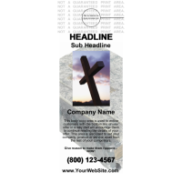 Church Door Hanger Bible