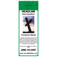Church Door Hanger Green