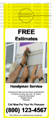 Handyman Yellow