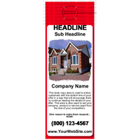 Mortgage Door Hanger Red
