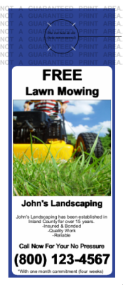 Lawncare Blue